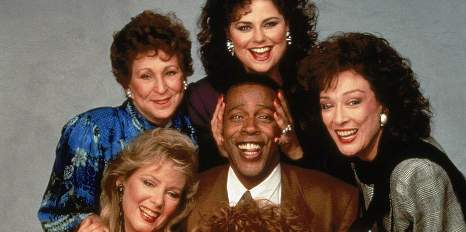 Cast Of Quot Designing Women Quot Then And Now