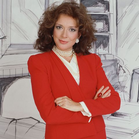 'Designing Women' Cast Then and Now - Dixie Carter as Julia Sugarbaker