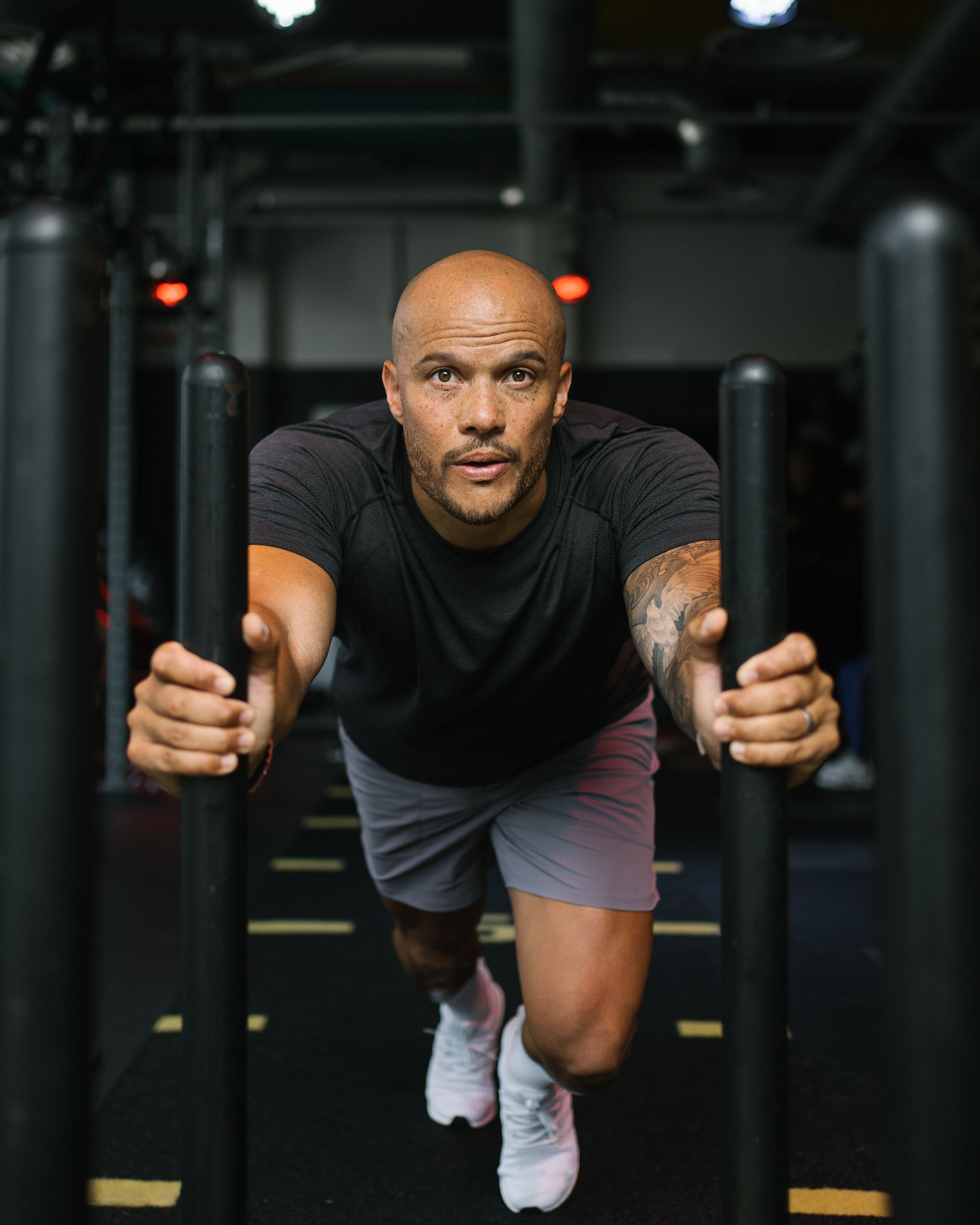 Personal Trainer Harry Jameson's 7 Rules For Conquering The Gym (And Your Mind)