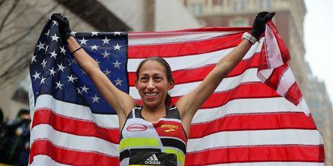 Desiree Linden Boston Marathon