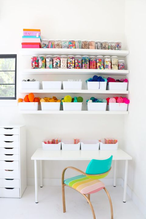 18 Easy Desk Organization Ideas How To Organize Your Home Office