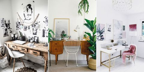 14 stunning study areas that are basically desk porn