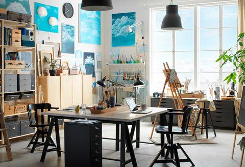 Espacio creativo de Ikea, clave para éxito social