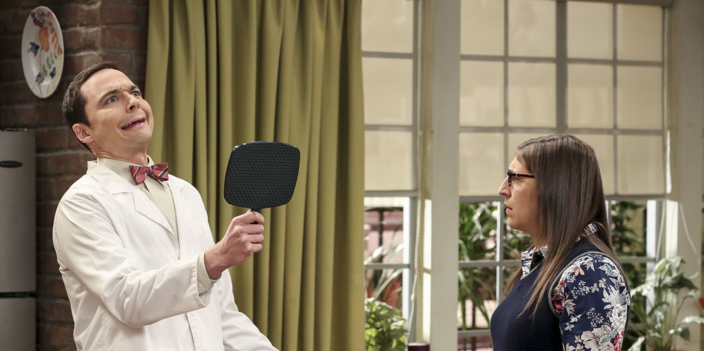 depedida Jim Parsons Sheldon Cooper Big Bang Theory