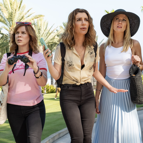 New Girl Stars Reunite In First Trailer For New Netflix Movie