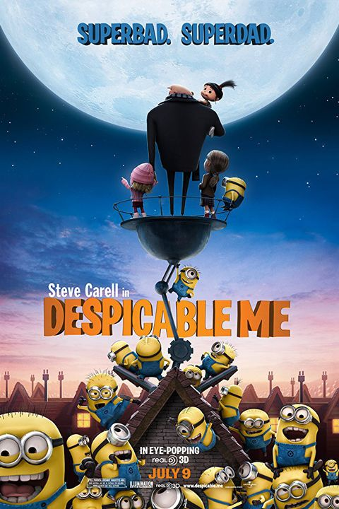 Funny Kids Movies despicable me