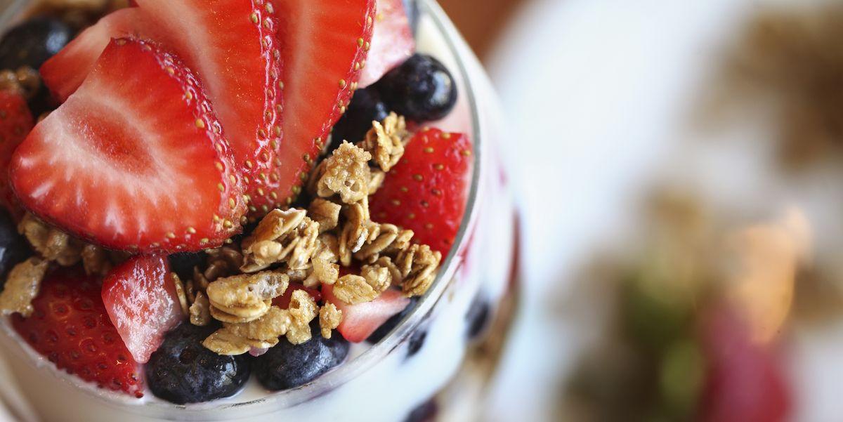 Best Foods To Eat When Training For A Half Marathon