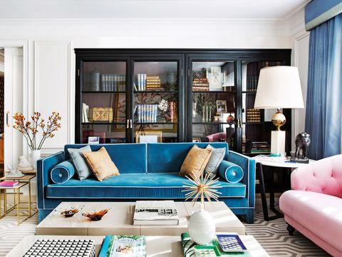 interiorismo y decoración en un piso de madrid
