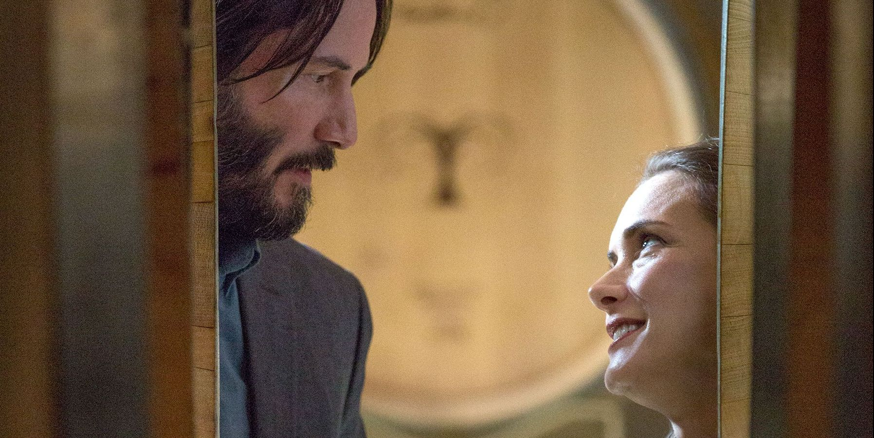 Keanu Reeves and Winona Ryder Are the Grumpiest in 'Destination Wedding' Trailer