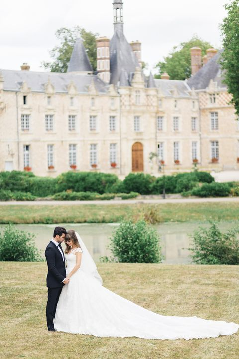 wedding destinations chateau d'esclimont