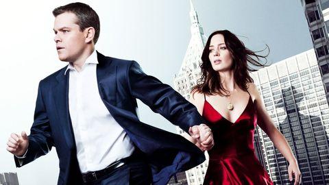 La película 'Destino Oculto' con Matt Damon