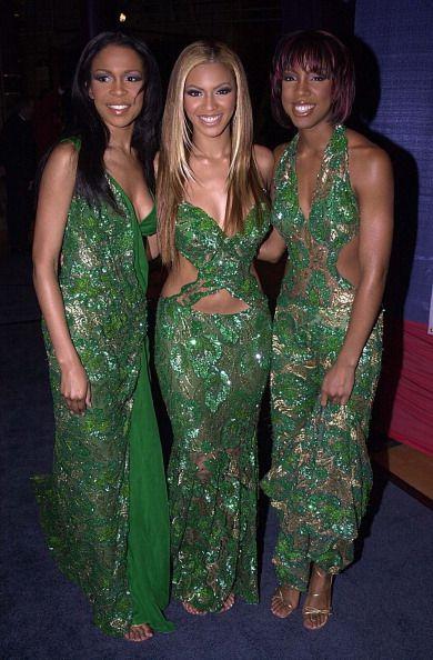 Destiny's Child Beyonce Grammys