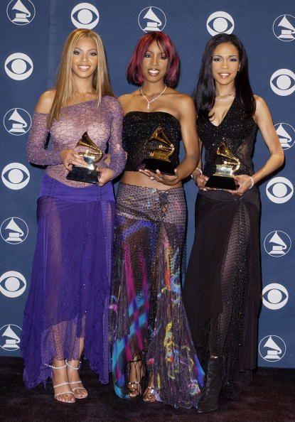 Beyonce Destiny's Child Grammys