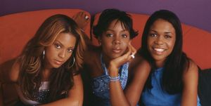 Exclusive Portraits of Destiny's Child