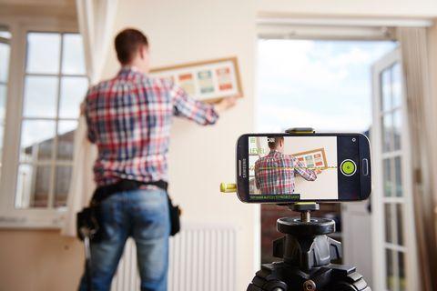 Man Vs Technology DIY Shoot