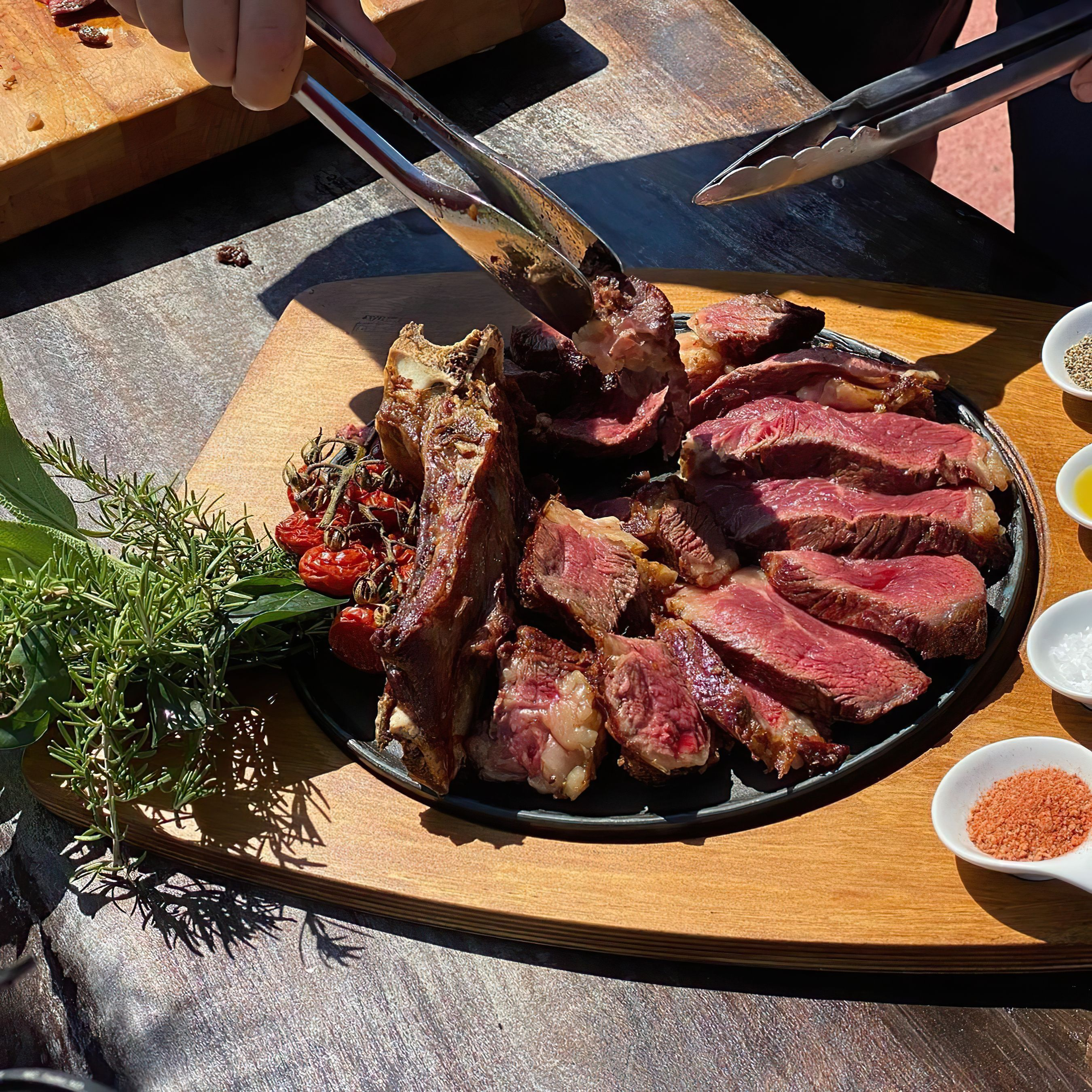 Let's Talk About Grilling Meat