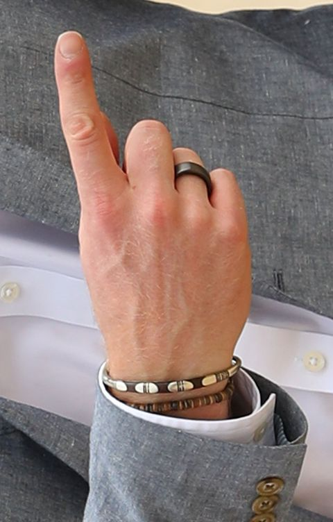 Why Prince Harry Is Wearing A New Ring