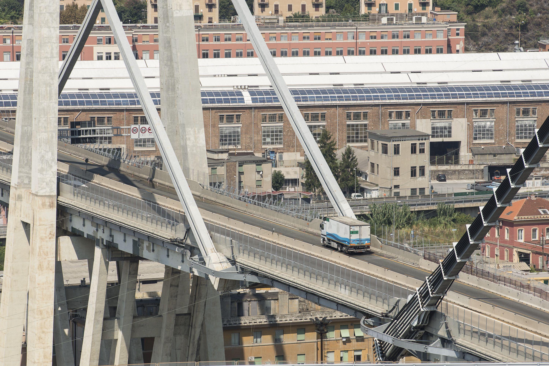 Ponte Morandi a Genova: sensori e fibre ottiche avrebbero potuto salvarlo?