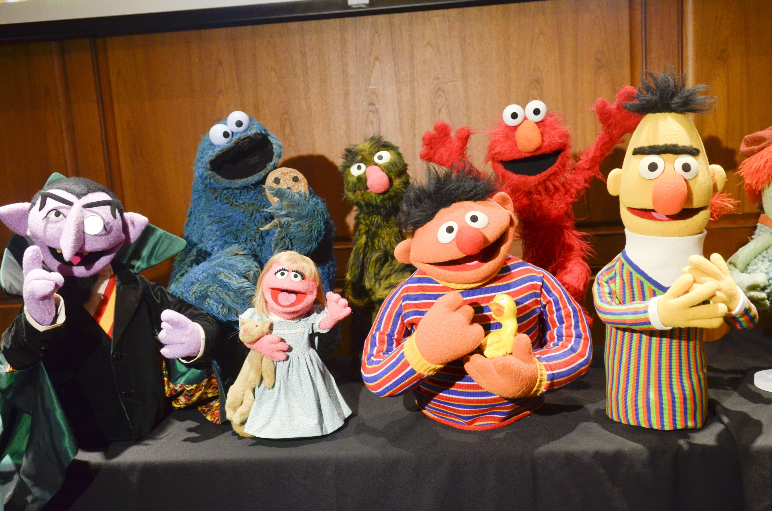 The National Museum Of American History Celebrates Jim Henson's Birthday With Puppet Donation