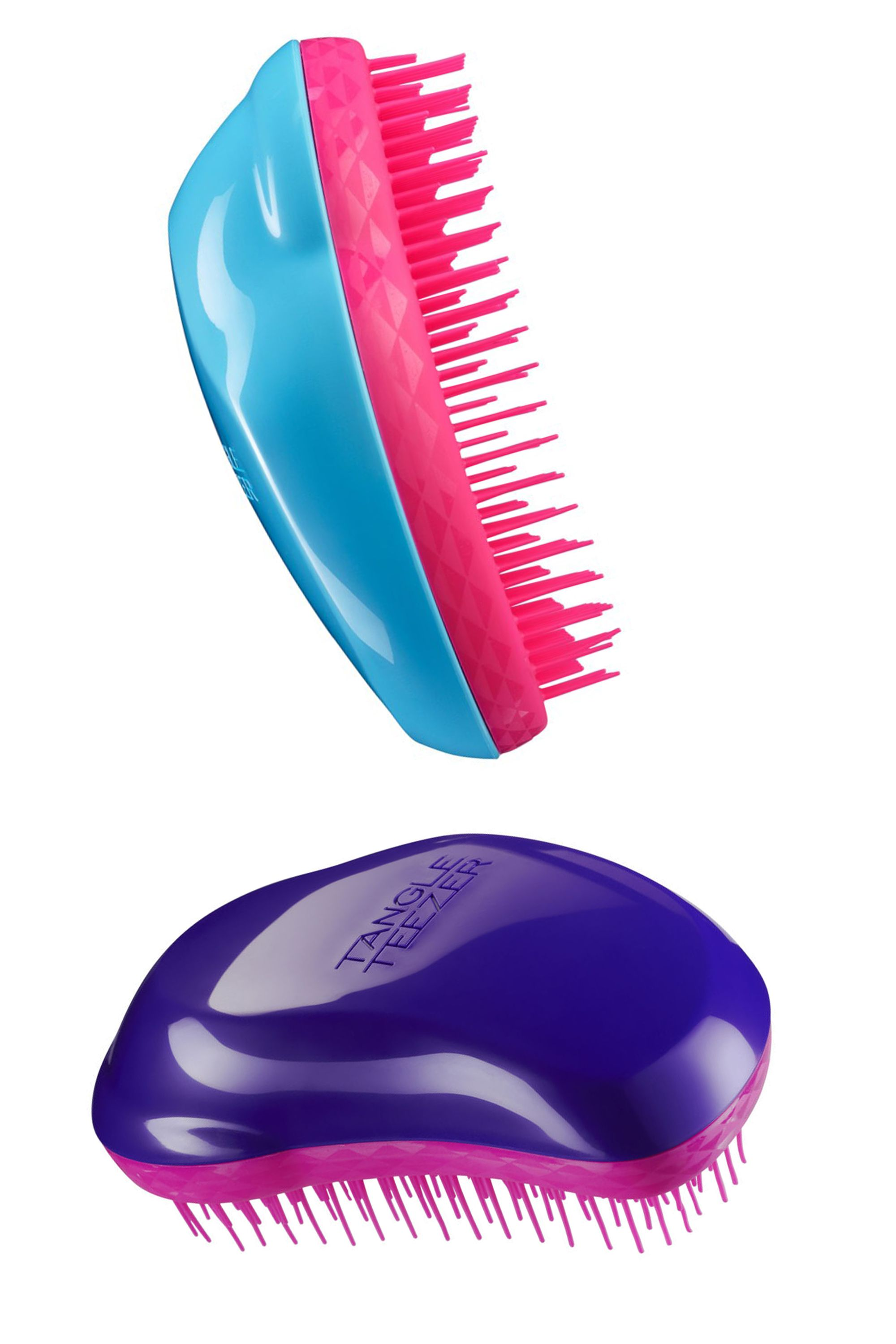 how to brush end of hair