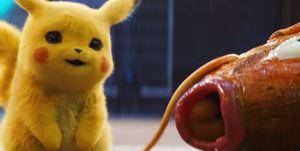 detective pikachu mejores easter eggs magikarp