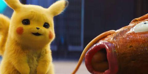 detective pikachu ryme city comic-con