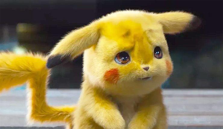 El pelo de los pokémon en 'Detective Pikachu' causa controversia