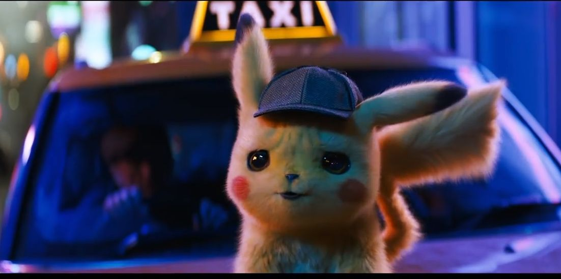 detective pikachu pikachu pokemon