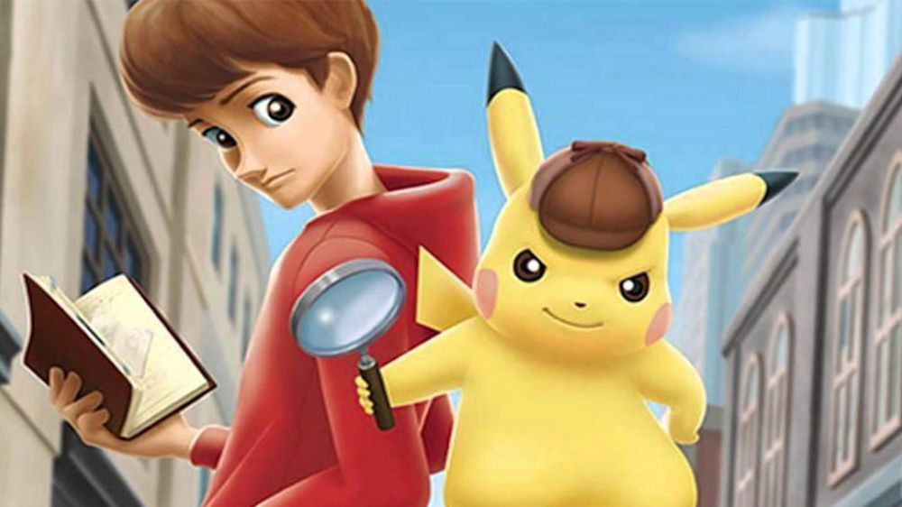 detective pikachu videogioco