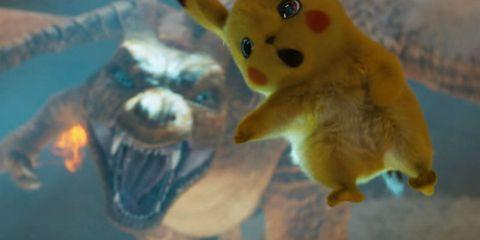 detective pikachu villano mewtwo