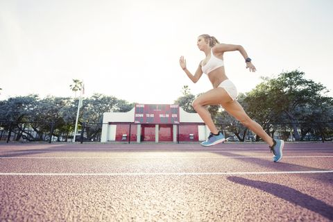How to Add Speed Workouts to Marathon Training