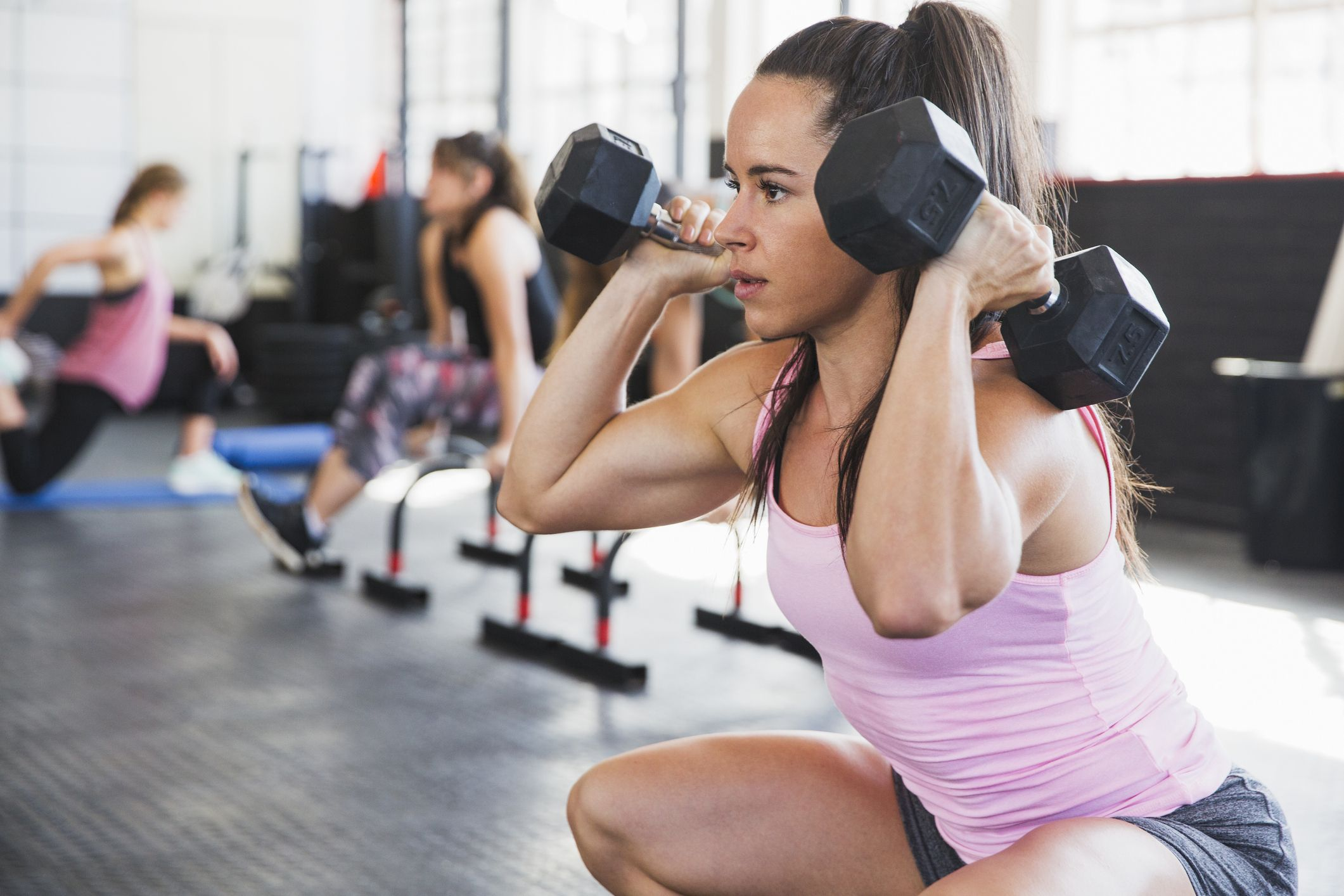 Lifting Weights Helps You Lose the Harmful Fat Around Your Heart