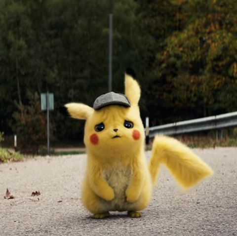 Pokemon Detective Pikachu Review Ryan Reynolds Voice Can Make Anything Funny