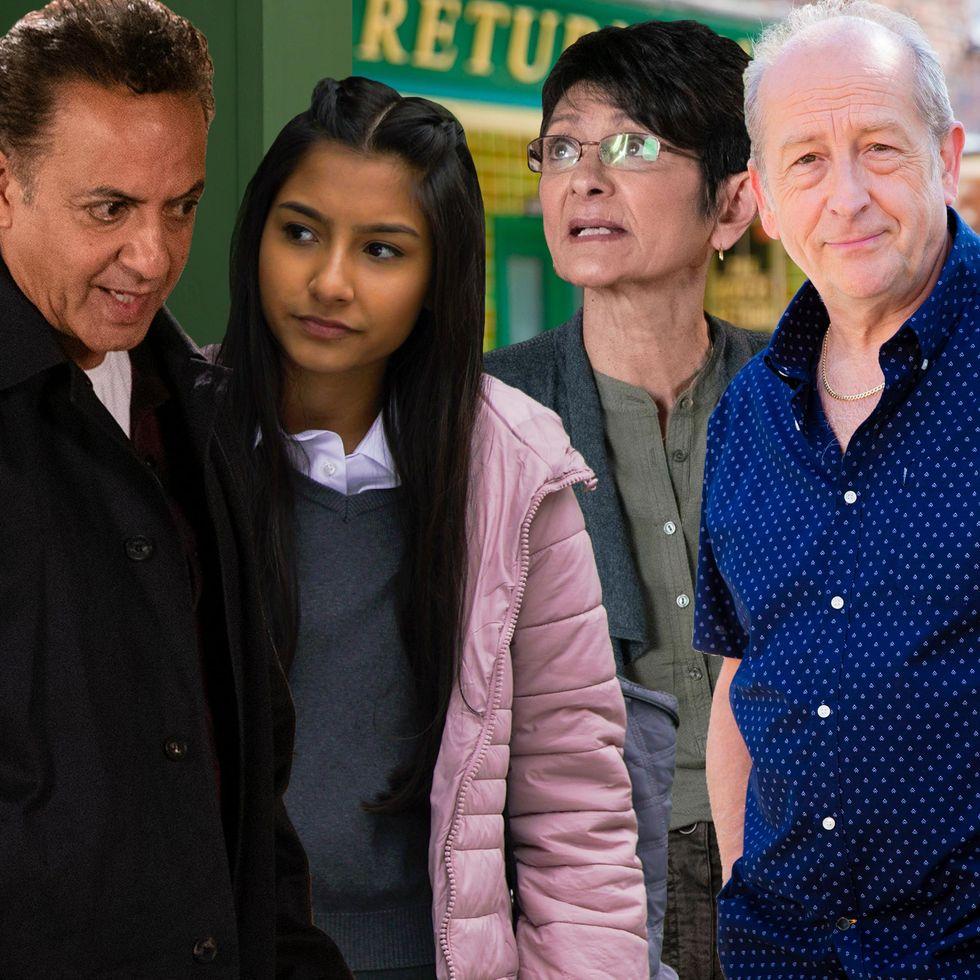 Coronation Street spoilers: Asha Alahan in danger as ex