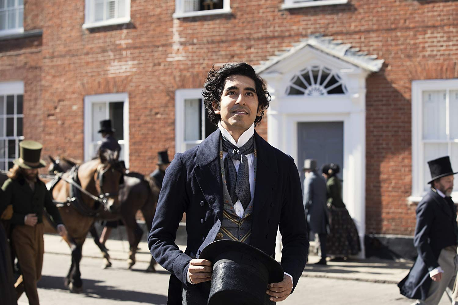 Dev Patel compares cast of The Personal History of David Copperfield to The Avengers