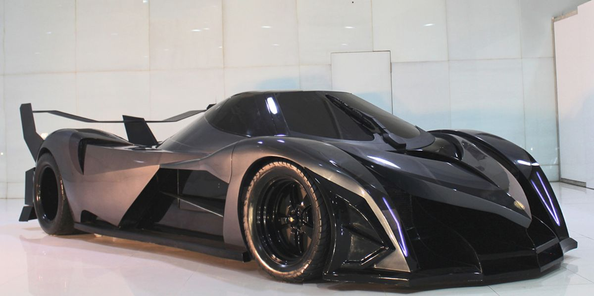 We Ll Finally Get To See The 300 Mph 5000 Hp Devel Six At Dubai Motor Show