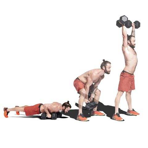 Weights, Kettlebell, Arm, Exercise equipment, Joint, Chest, Sports equipment, Physical fitness, Abdomen, Dumbbell,