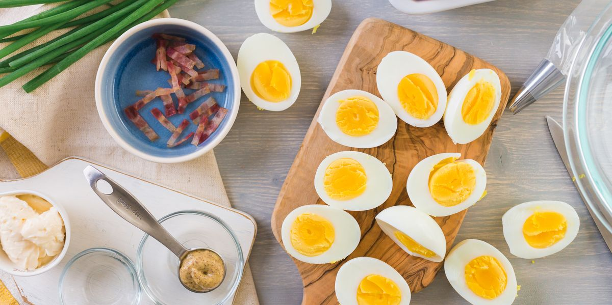 How to Make Perfect Hard Boiled Eggs - How Long to Hard Boil Eggs