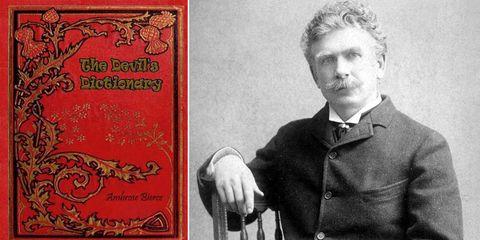 the devils dictionary, ambrose bierce