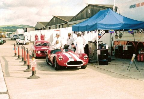 devin ss at goodwood