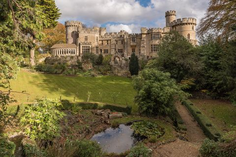 Grade I Listed Devizes Castle For Sale In Wiltshire