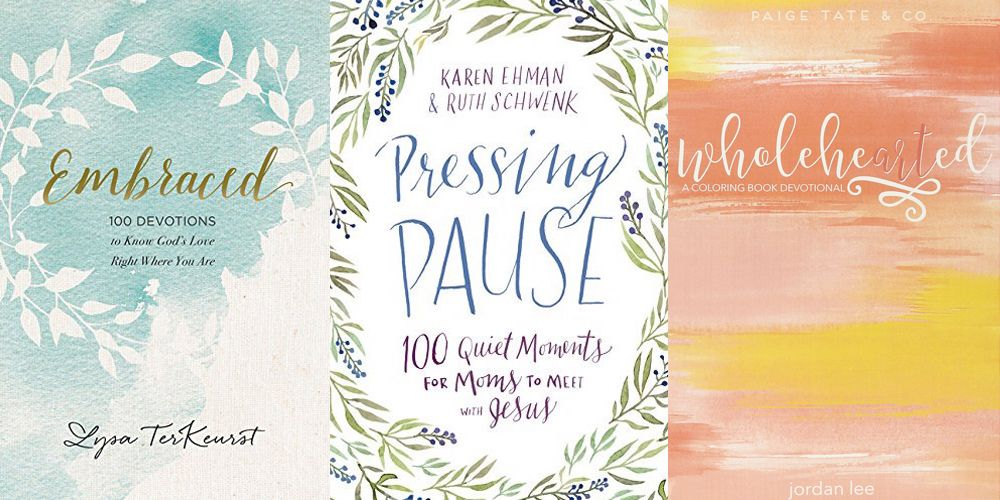 Here Are 15 Awesome Devotional Prayer Books for Women