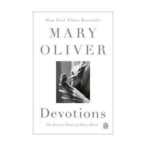 devotions the selected poems of mary oliver