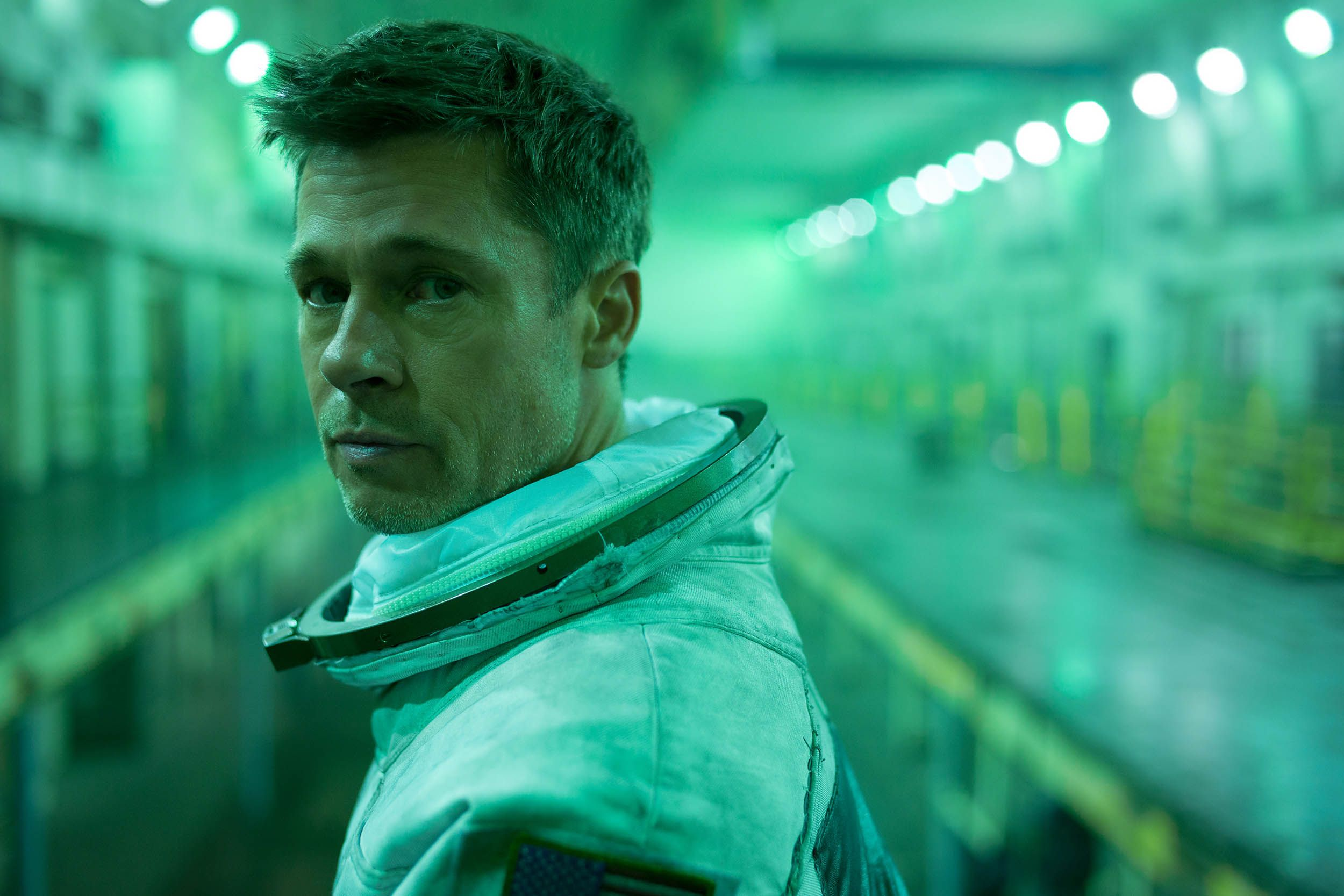 Brad Pitt Spacewalks Through the Rings of Neptune in Ad Astra. Is That Even Possible?