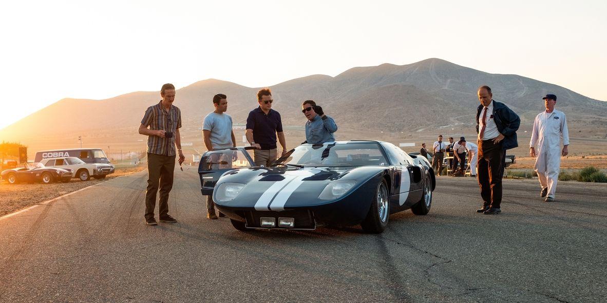 The Ford V Ferrari Debate At Bruce Meyer S All American Cruise In