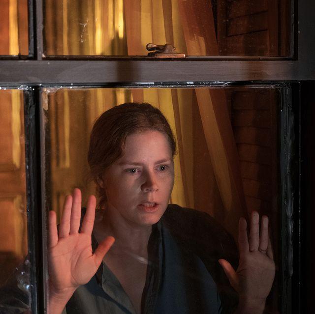 woman in the window 2021, amy adams as anna fox