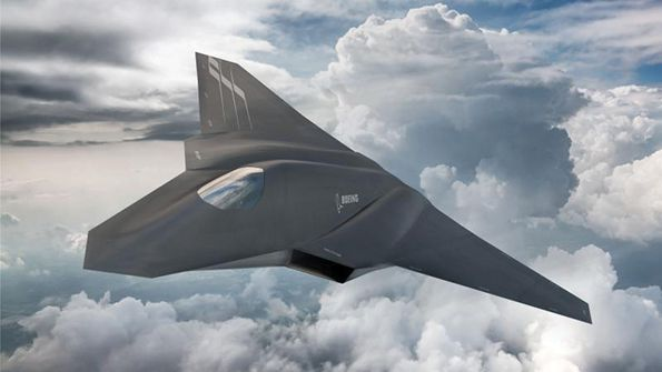 The Air Force's Next Great Fighter Jet Could Cost $300 Million Apiece