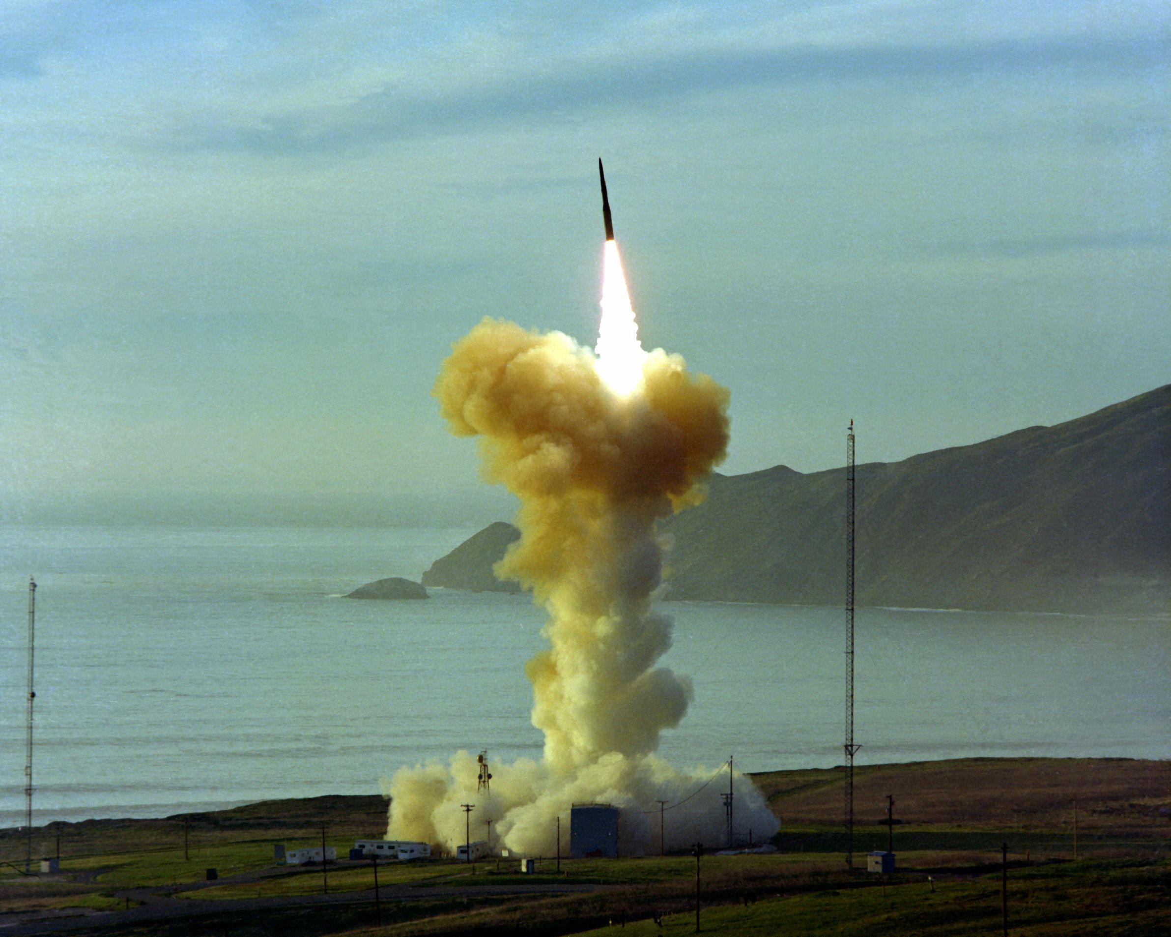 55 Years Ago Today, an Explosion Toppled an ICBM's Warhead