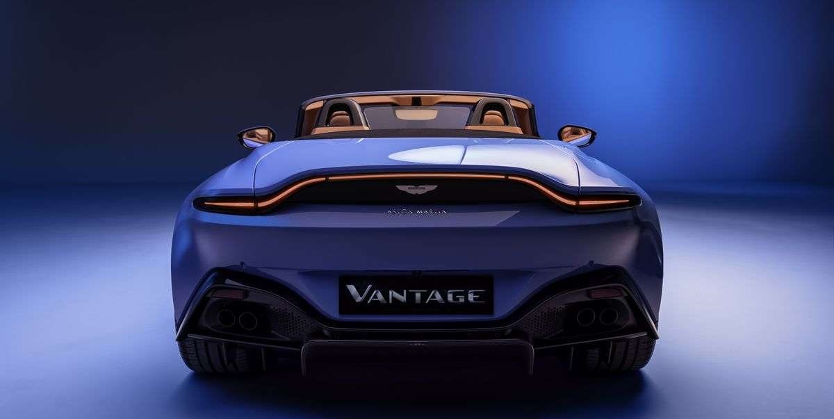 Aston Martin Vantage Finally Adds Roadster Variant