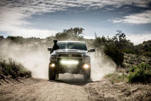Land vehicle, Vehicle, Off-roading, Car, Off-road vehicle, Off-road racing, Dust, Landscape, Sport utility vehicle, Recreation,